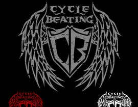 #142 para Logo Design for heavy metal band CYCLE BEATING por janilottering