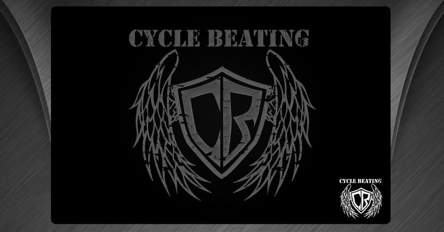 Penyertaan Peraduan #22 untuk Logo Design for heavy metal band CYCLE BEATING