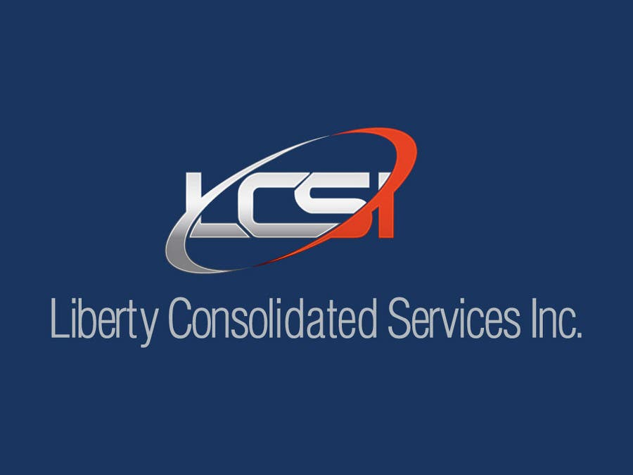 Logo Design Contest Entry #18 for Logo Design for LCSI Liberty Consolidated Services Inc.