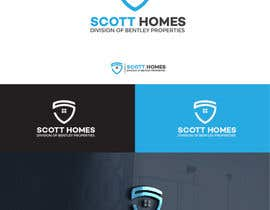 #412 for Real Estate logo design by Mithuncreation