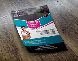 nº 19 pour design a flyer par hmfaisal004