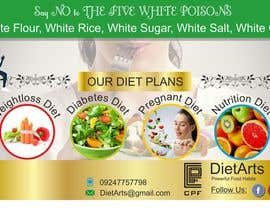 #24 para Design a Banner/Backdrop for CPF food outlet chain por Jackie2110