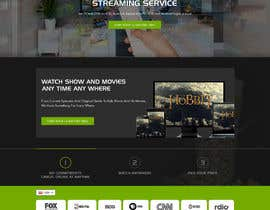 #27 for Tabletstream needs a Landing Page by bestwebthemes