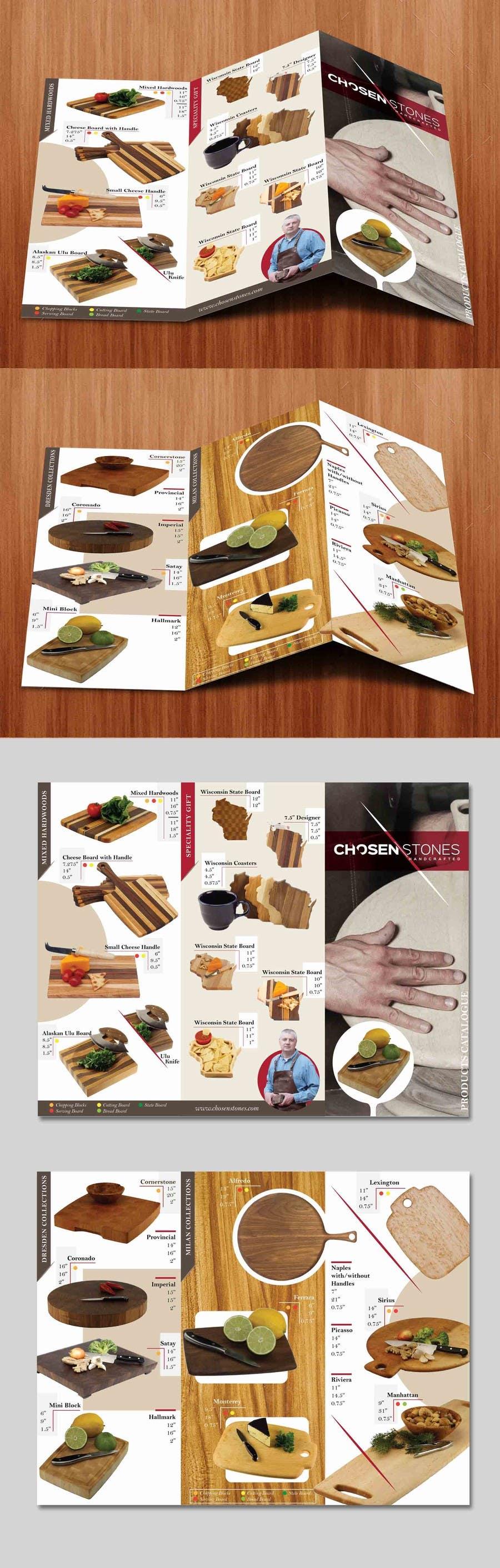 Konkurrenceindlæg #73 for Design a Brochure