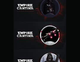 nº 11 pour Star Wars Game Group Logo Design par alldesign89
