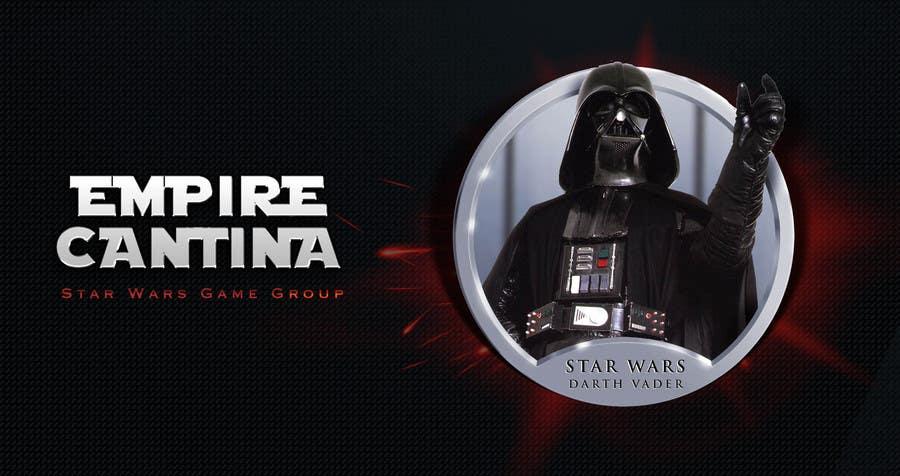 Proposition n°12 du concours Star Wars Game Group Logo Design