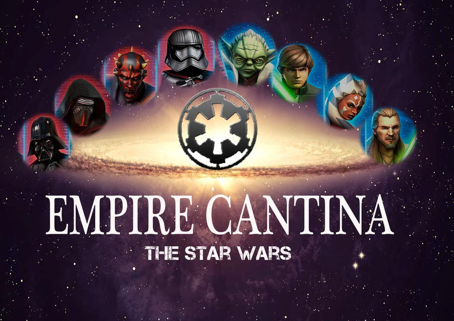 Proposition n°9 du concours Star Wars Game Group Logo Design