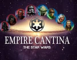 nº 9 pour Star Wars Game Group Logo Design par mariannabil