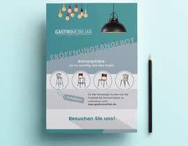 nº 27 pour Design a simple but stylish Flyer par zcubedesigns