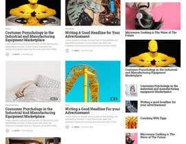 nº 2 pour Design a Website Mockup par sandeep335677