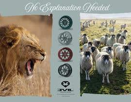 nº 37 pour Design an Advertisement For Luxury Wheel (Rims) par sanjaynirmal69
