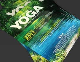 nº 157 pour Yoga Flyer par mohsinayub2020