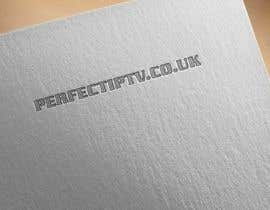 nº 55 pour Design a Logo - PerfectIPTV par aburayhan1110