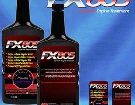 #2 for Print & Packaging Design for Throttle Muscle FX805 by escadrill