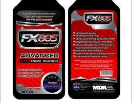 #28 for Print & Packaging Design for Throttle Muscle FX805 by arteq04