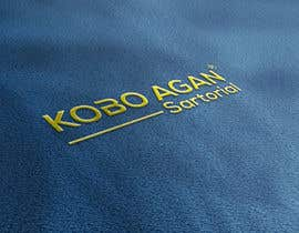 nº 113 pour Design a Logo for a Male Clothing Brand par afsanamimi10796