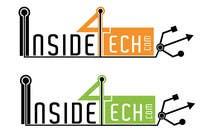 Bài tham dự #35 về Graphic Design cho cuộc thi Design a Logo for my web blog Inside4Tech.com