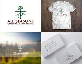 nº 98 pour Design a Logo - All Seasons Gardening and Maintenance Ltd par YoshanBisanka