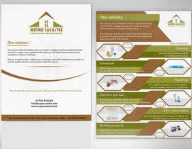 nº 7 pour business card and brochure needed par bismillahit
