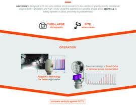 nº 44 pour Design a Website Mockup par atikul11