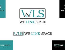 nº 160 pour Design a Logo for a property site called we link space par ratulrajbd