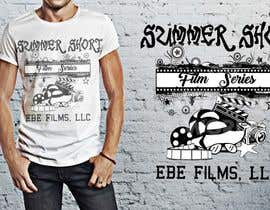 nº 42 pour Design a T-Shirt for EBE Films' Summer Film Series! par mycreativeworld1