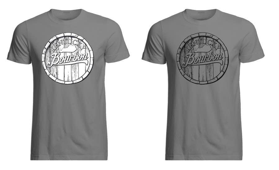 Proposition n°49 du concours Design a T-Shirt - Bourbon State