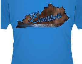 nº 4 pour Design a T-Shirt - Bourbon State par trevsmccann