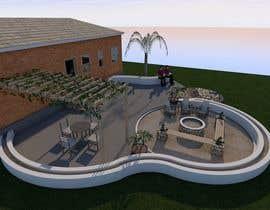 nº 7 pour 3D Modelling - Backyard Vision Layout par Banze94