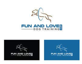 nº 57 pour Logo design for a dog training company par Sagor4504
