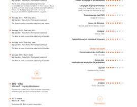 nº 1 pour One Page Interactive Resume Design par shahfaisalafridi