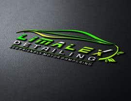 nº 377 pour Limalex detailing logo design par elbugraphic
