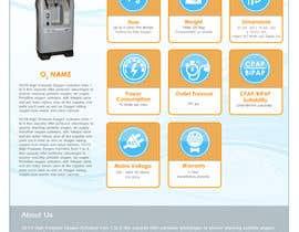 dreamstudios0 tarafından Design  2 webpage templates and Icons için no 12