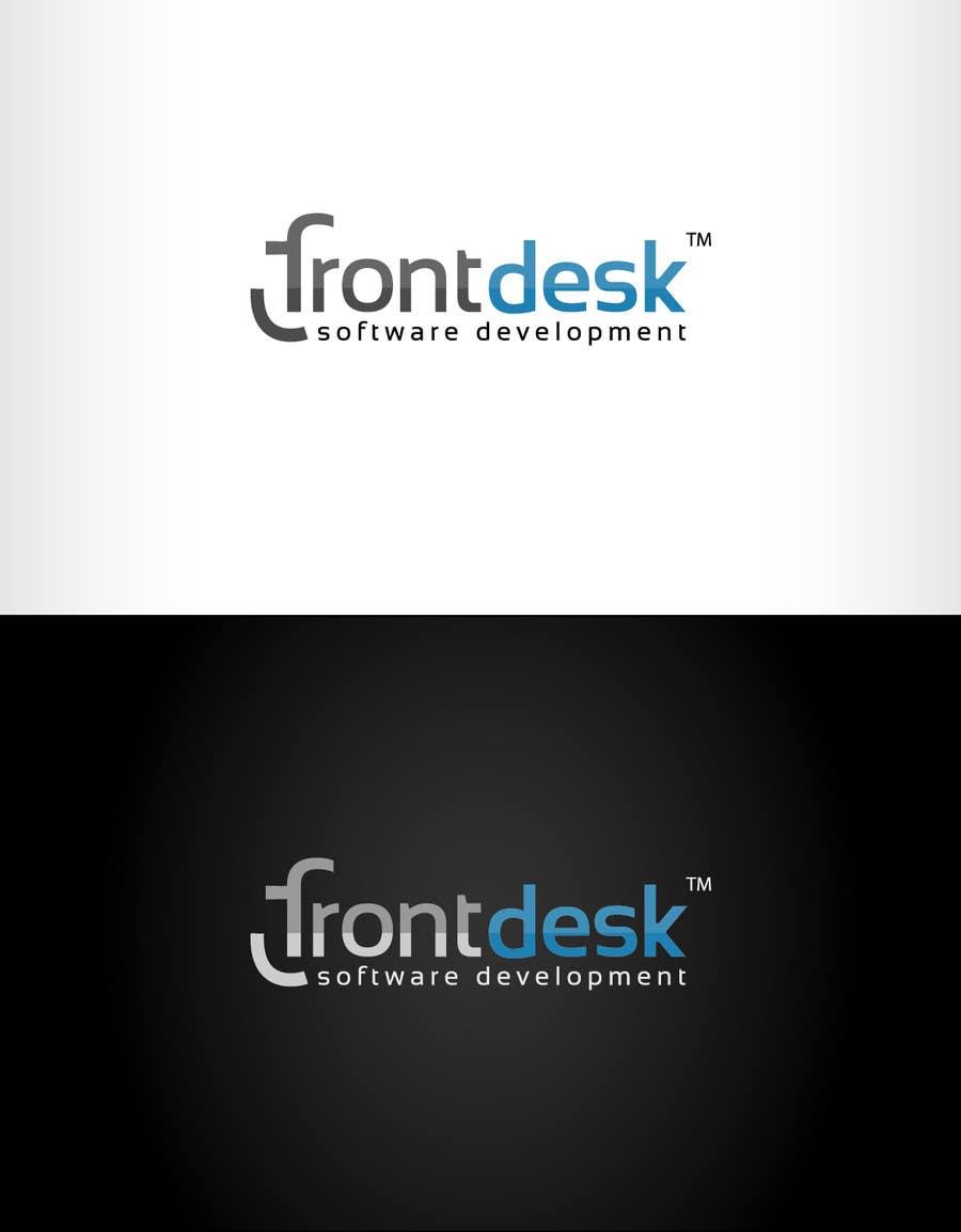 Contest Entry #429 for Logo Design for FrontDesk