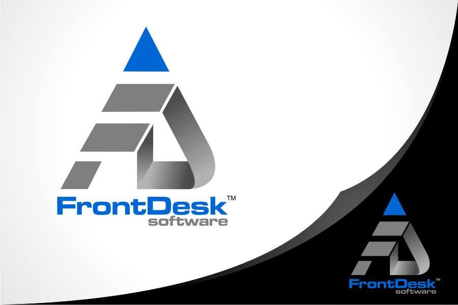 Contest Entry #665 for Logo Design for FrontDesk