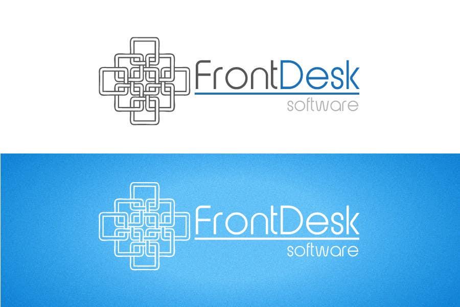 Contest Entry #492 for Logo Design for FrontDesk