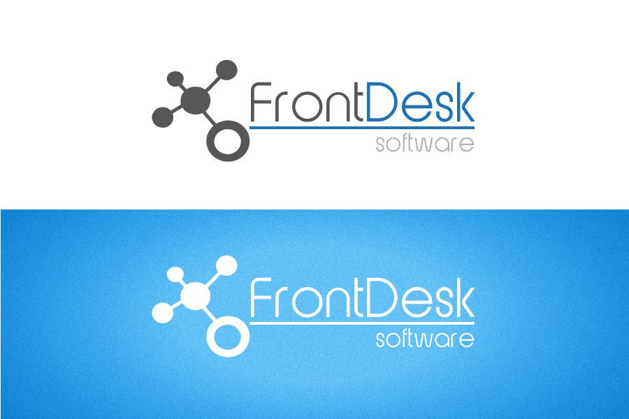 Contest Entry #493 for Logo Design for FrontDesk