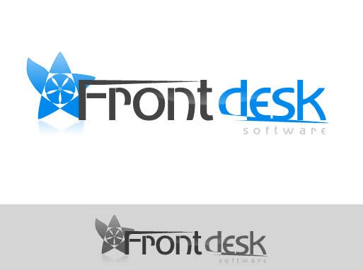 Contest Entry #443 for Logo Design for FrontDesk