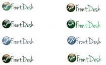 Graphic Design Inscrição do Concurso Nº625 para Logo Design for FrontDesk