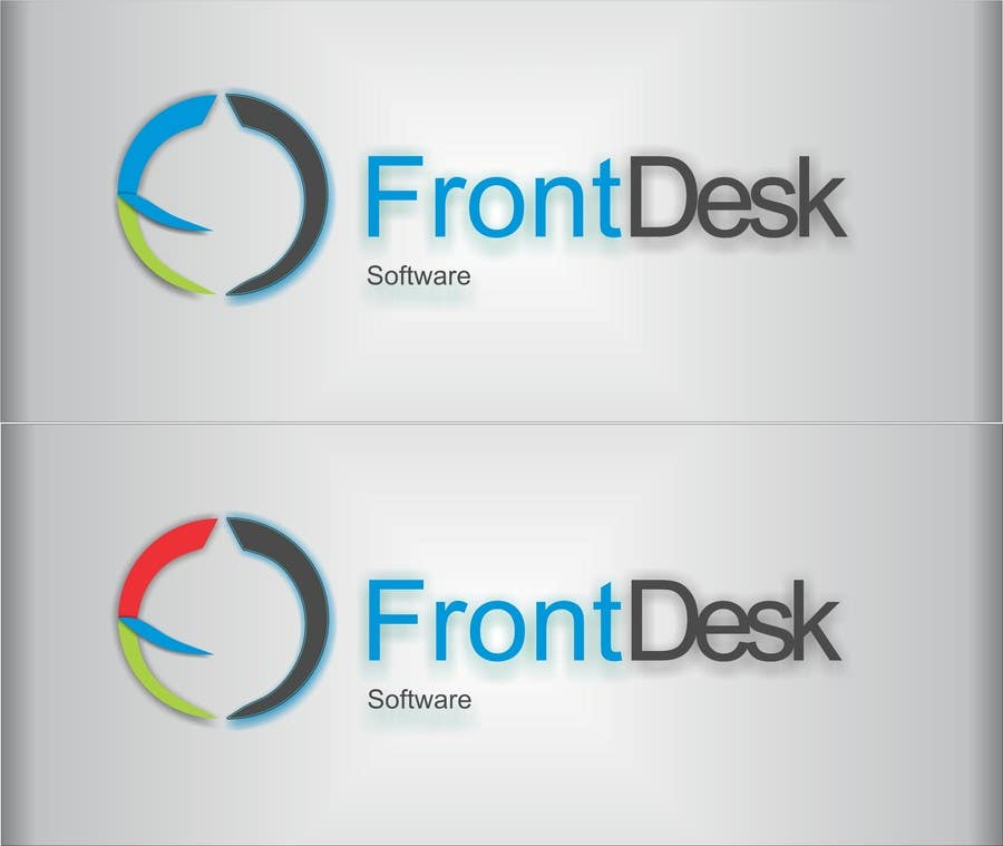 Inscrição nº 610 do Concurso para Logo Design for FrontDesk