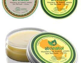 nº 29 pour Design two round labels for a natural product par imagencreativajp