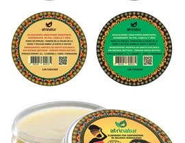 nº 31 pour Design two round labels for a natural product par imagencreativajp