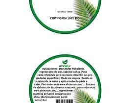 nº 2 pour Design two round labels for a natural product par ashim14