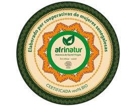 nº 19 pour Design two round labels for a natural product par FraFF