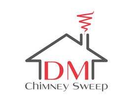 design a logo for d m chimney sweep freelancer