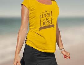 nº 28 pour west/best t-shirt par momotamumu11