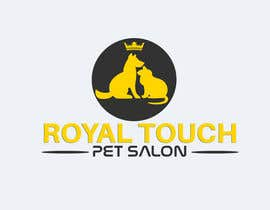 "#521 for Logo Design for ""Royal Touch"" Pet Salon by JohnDigiTech"