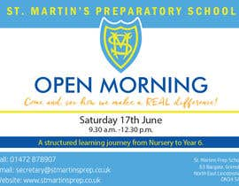 #1 for Design a flyer for open morning June 2017 by ioananca2006