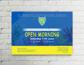 #4 for Design a flyer for open morning June 2017 by banhthesanh