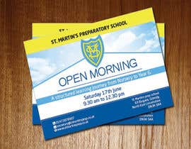 #38 for Design a flyer for open morning June 2017 by CEERRA